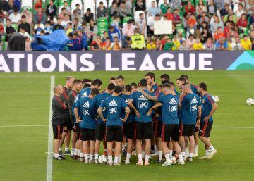 España y su flotador de la Liga de las Naciones