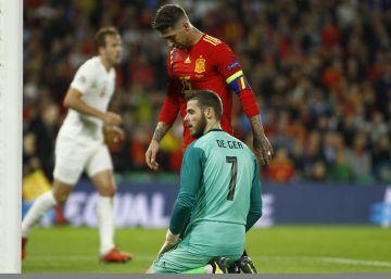 España, un fallo multiorgánico