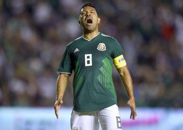 La selección de México, a la deriva