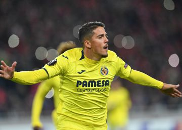 """Pablo Fornals: """"Lo más importante del fútbol es la colocación"""""""
