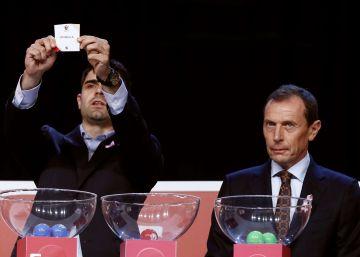 Sorteo de la Copa del Rey: Melilla-Madrid, Cultural Leonesa-Barça, Sant Andreu-Atlético y Ebro-Valencia