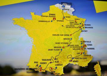 El Tour de los 100 años del maillot amarillo se decidirá en los Alpes