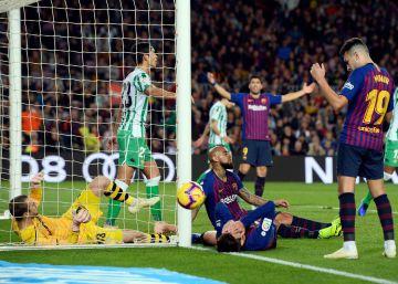 """Los jugadores del Barcelona: """"No podemos consentir que nos goleen así"""""""