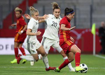 España empata en Alemania y cierra 2018 sin derrotas