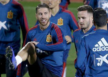 Ramos y tres más
