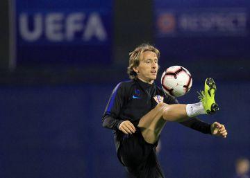 """Modric: """"Ahora sí que son un equipo"""""""