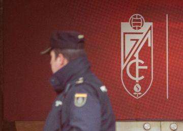 Una de espías en el Granada