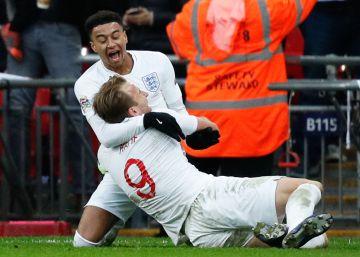 Inglaterra gana a Croacia y se clasifica para la final a cuatro de la Liga de las Naciones