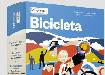 Una bici en una caja