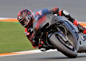 Lorenzo debuta con la Honda y Viñales es el más rápido con el motor de 2019
