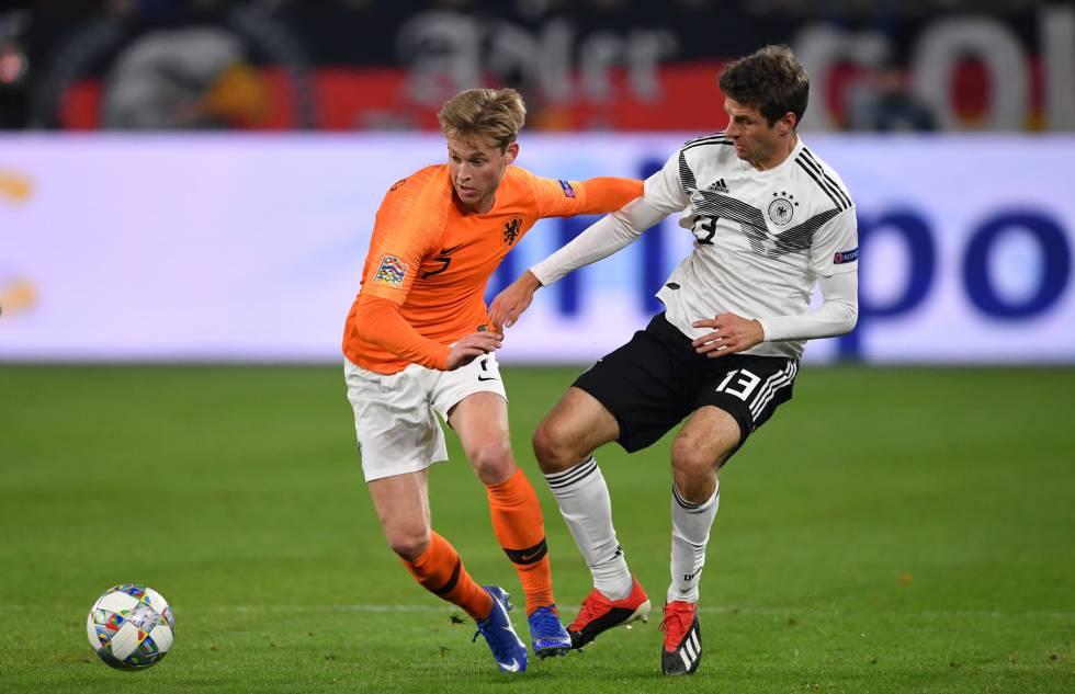 4eb9fa769 Holanda: El futuro se llama De Ligt y De Jong | Deportes | EL PAÍS