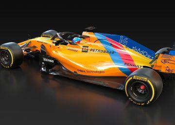 McLaren diseña un coche especial para Alonso en su última carrera