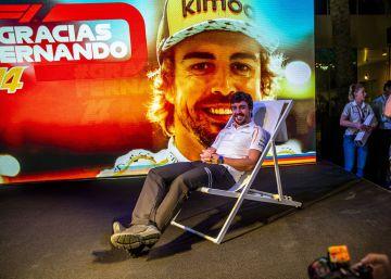 Alonso, las dos caras de un campeón