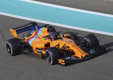 Fernando Alonso acaba undécimo en su última carrera en la Fórmula 1
