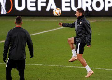 El Sevilla, el rey del gol en Europa