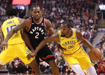 El duelo del año: 51 puntos de Kevin Durant y 37 de Kawhi Leonard