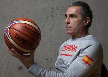 """Scariolo: """"La NBA tiene un respeto inmenso por España"""""""
