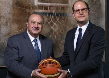 Andreas Zagklis, nuevo secretario general de la FIBA