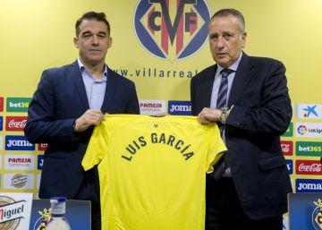 Luis García sustituye a Calleja en el Villarreal