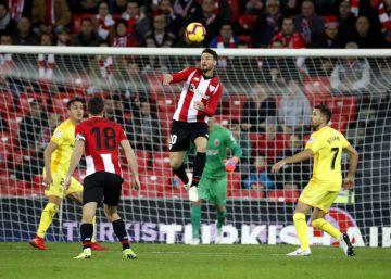 Aduriz salva al Athletic de penalti en el descuento
