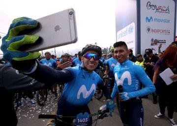 Telefónica concentra sus patrocinios en el ciclismo