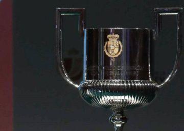 Madrid-Leganés y Levante-Barça en Copa
