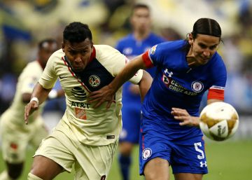América y Cruz Azul firman un empate sin goles en la final de ida de la Liga MX