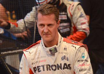 """Schumacher está """"en buenas manos"""", según la familia"""