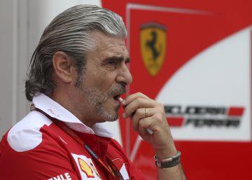 Nuevo volantazo en Ferrari: cambia de director deportivo