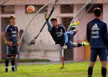 La selección sub 20 argentina quiere abanderar la renovación que persigue la AFA
