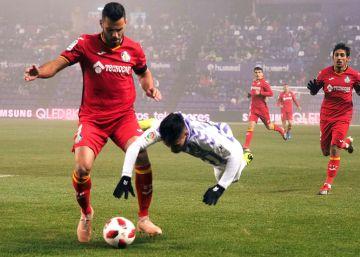 El Valladolid no remonta al VAR
