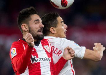 El Sevilla elimina al Athletic y estará en los cuartos de Copa