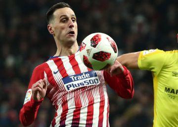 El Atlético se estrella contra el Girona y queda eliminado de los octavos de Copa del Rey