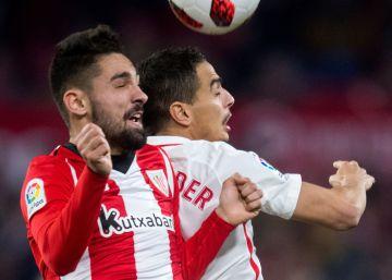 Digno adiós del Athletic ante un Sevilla con todo hecho