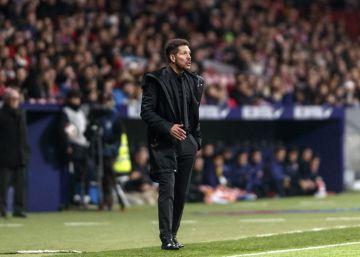 """Simeone: """"Prefiero jugar mal y pasar"""""""