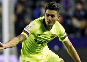 El Levante presenta la denuncia ante la Federación por alineación indebida del Barcelona