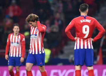 El Girona amplifica los defectos del Atlético