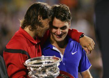 Y Rafa hizo llorar a Federer