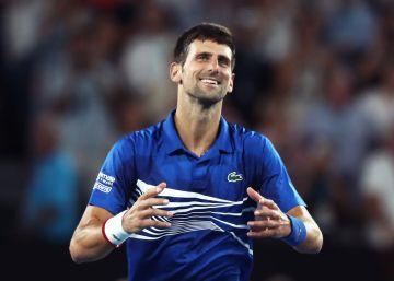 """Djokovic: """"Nadal nos muestra a todos la definición del espíritu de lucha"""""""
