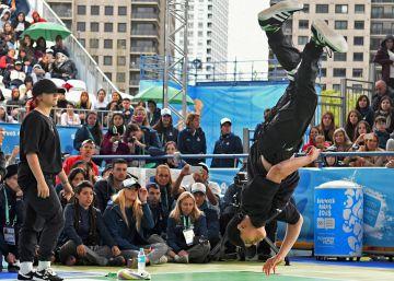 París 2024 quiere que el 'breakdance' entre en el programa olímpico como deporte invitado