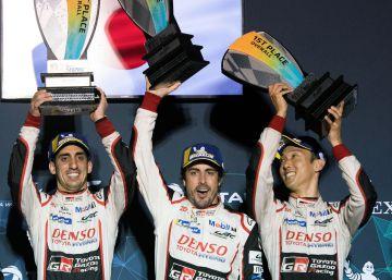 Fernando Alonso conquista las 1000 Millas de Sebring