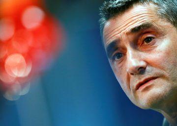 """Valverde, sobre la lesión de Dembélé: """"Sabía los riegos que corríamos"""""""