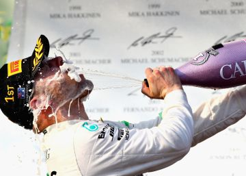 Bottas se viste de Hamilton Y Ferrari se desmorona en Melbourne Park
