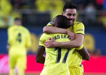 El Villarreal remonta al Rayo con pasión y fútbol