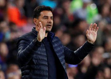 Míchel, despedido como entrenador del Rayo Vallecano