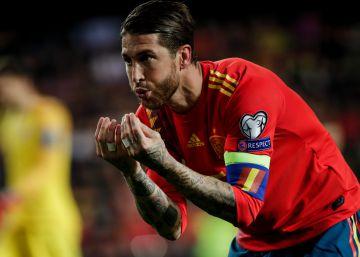 El gol angustia a España