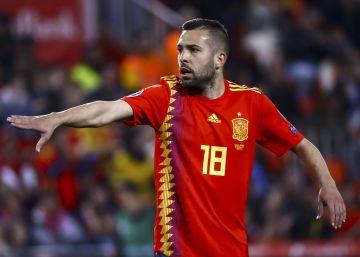 Jordi Alba no se discute