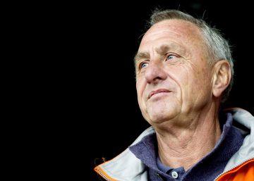 Cruyff regresa para el derbi del Camp Nou