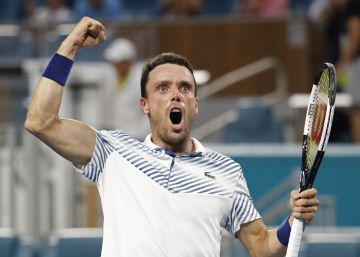 Bautista, 'kryptonita' para Djokovic