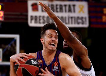 El Barça sella el quinto puesto y se jugará el pase a la final four con el Anadolu Efes